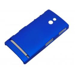 Чехол HARD CASE для Sony P /синий/