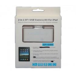 Переходник Camera Connection Kit CompactFlash + USB для iPad 2, 3 /2 in 1/