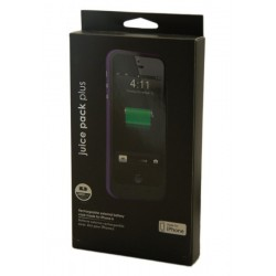 Чехол с аккумулятором для iPhone 5 Mophie /2000mAh/сиреневый/