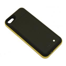 Чехол с аккумулятором для iPhone 5 Mophie /2000mAh/желтый/