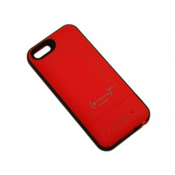Чехол с аккумулятором для iPhone 5 Mophie Air /1600mAh/красный/