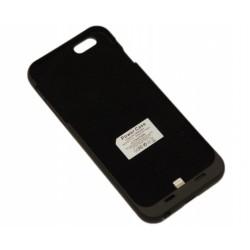 Чехол-аккумулятор для iPhone 6 /3800mAh/черный/