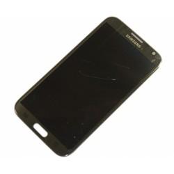 Экран Samsung N7100 Note2 /с тачскрином/серый/