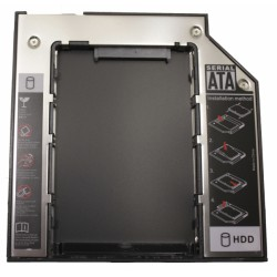Optibay 9.5 SATA (Second HDD Caddy) -IDE