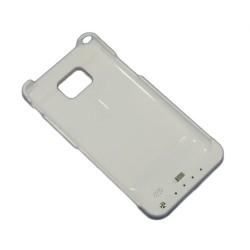 Чехол с аккумулятором для Samsung i9100 Galaxy S2 /2000mAh/белый/