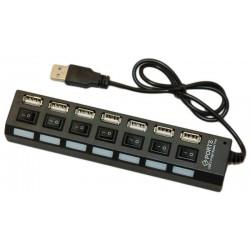 USB хаб (7 портов)