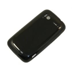 """Чехол силиконовый """"BLACK PEARL"""" для смартфона HTC Sensation"""