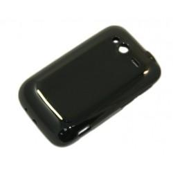"Чехол силиконовый ""BLACK PEARL"" для смартфона HTC Wildfire S"