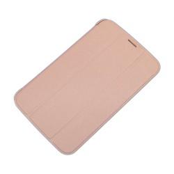 "Чехол для Samsung Galaxy Tab3 T2100 ""SmartBook"" /розовый/"