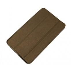 "Чехол PALMEXX для Samsung Galaxy Tab4 7.0 T231 ""SMARTBOOK"" /коричневый/"