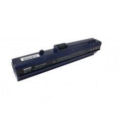 Аккумулятор повышенной емкости Acer One A110 (11,1v 6600mAh) /синий/