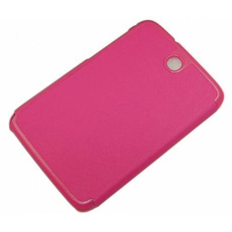 "Чехол для Samsung Galaxy Note8 N5100 ""SmartBook"" /малиновый/"