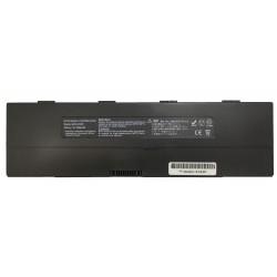 Аккумуляторная батарея для ноутбука Asus Eee PC S101 (7,4V 9800mAh) /черная/