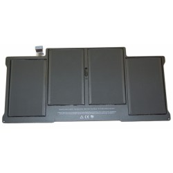 Аккумулятор для ноутбука Apple MacBook Air 13,3 2011-2013 / A1369 / A1405 (7,3v 50Wh) /черный/
