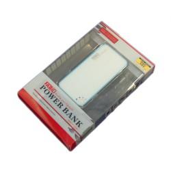 Аккумулятор внешний PowerBank /4000mAh/белый/