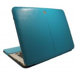 """Чехол PALMEXX Книга для MacBook Air 13.3"""" /бирюзовый/"""