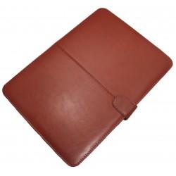 """Чехол PALMEXX Книга для MacBook 12"""" /коричневый/"""