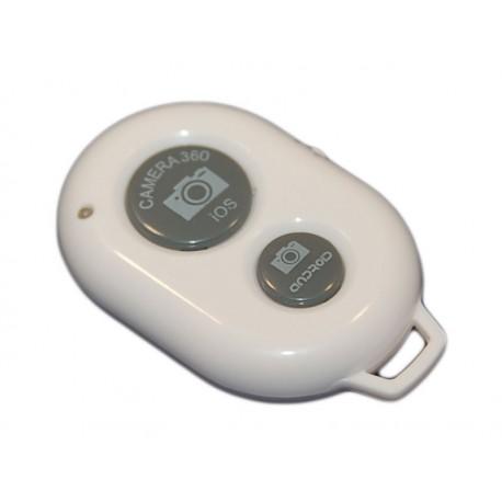 Дистанционный пульт управления фотокамерой смартфона Bluetooth. Совместимо с Android / iOS