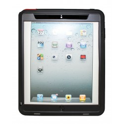 "Чехол PALMEXX для Apple IPad 2/3/4 ""LUNATIK/LOVE MEI"" /черный/"