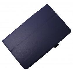 "Чехол PALMEXX для Samsung Galaxy Tab E 9.6 SM-T561N ""SMARTSLIM"" кожзам /синий/"