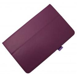 "Чехол PALMEXX для Samsung Galaxy Tab E 9.6 SM-T561N ""SMARTSLIM"" кожзам /фиолетовый/"