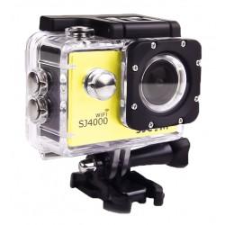 Экшн-камера SJCAM SJ4000 WiFi /желтый/
