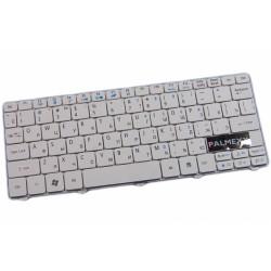 Клавиатура для ноутбука Acer Aspire One 521, D255 /белая/