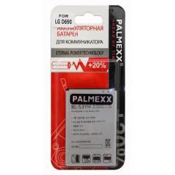 Аккумулятор PALMEXX для LGG3 Stylus D690 3000 мАч