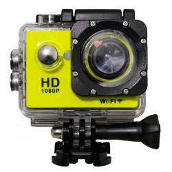 Экшн-камера PALMEXX SJ4000 WiFi FullHD/желтый