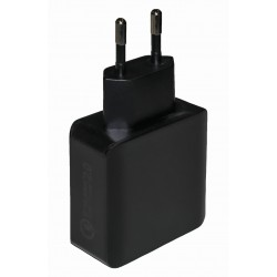 Зарядное устройство Qualcomm Quick Charge 2.0 сети USB /5V-2A quick charge, 9V-2A, 12V-1.5A/