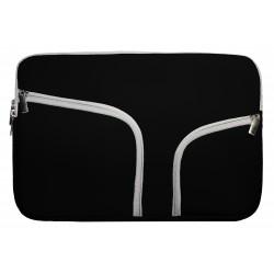 """Чехол PALMEXX для MacBook Air 11.6"""" неопрен /черный/"""