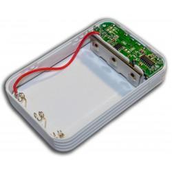 Корпус внешнего портативного аккумулятора PALMEXX /3*18650/ (белый)