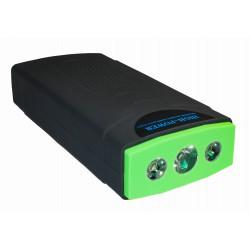 Автомобильное портативное пуско-зарядное устройство PALMEXX Car jump starter. POWERBANK для заряда ноутбуков/ 16800Mah