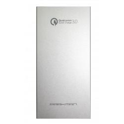 Портативный внешний аккумулятор Parkman с функцией быстрой зарядки QC 2.0 /10000mAh/