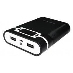 Портативный внешний аккумулятор PALMEXX /10000mAh/ (черный)