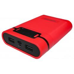 Портативный внешний аккумулятор PALMEXX /10000mAh/ (красный)