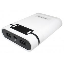 Портативный внешний аккумулятор PALMEXX /10000mAh/ (белый)
