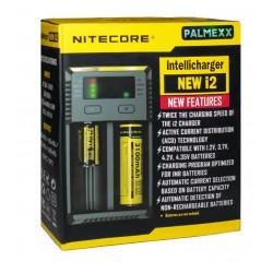 Зарядное устройство PALMEXX для аккумуляторных батарей NEW i2