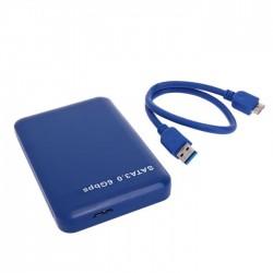 """Внешний корпус для жесткого диска PALMEXX PXB-M8 2.5"""" USB3.0 /синий/"""