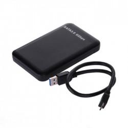 "Внешний корпус для жесткого диска PALMEXX PXB-M8 2.5"" USB3.0 /черный/"