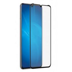Защитное стекло противоударное PALMEXX для Huawei P30 lite/Nova 4E 5D черное