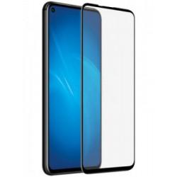 Защитное стекло противоударное PALMEXX для Samsung Galaxy A60 5D черное