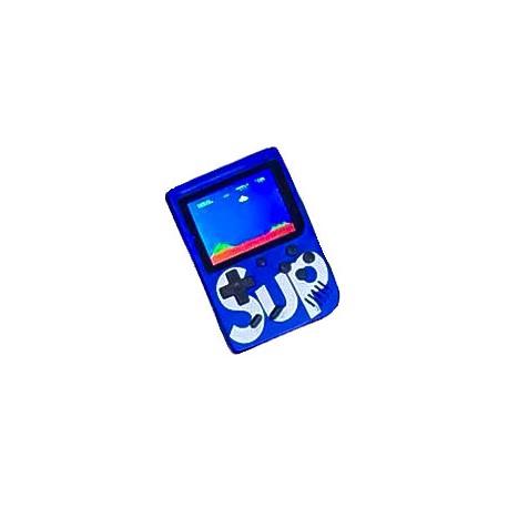 Портативная игровая консоль PALMEXX Sup Game Box 400in1 / синяя