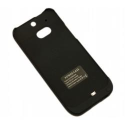 Чехол-аккумулятор для HTC One (M8)/3200mAh/ черный