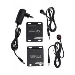 Удлинитель HDMI 1080P с поддержкой IR&POE&EDID до 60 метров