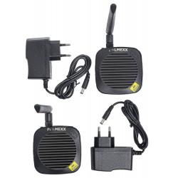 Беспроводной удлинитель HDMI до 50метров (sender+receiver) PALMEXX