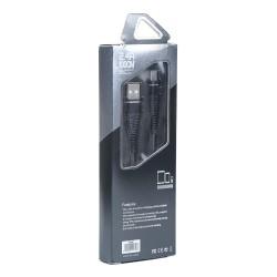 Кабель PALMEXX USB Type-C Fast Data Cable PXX03 / черный