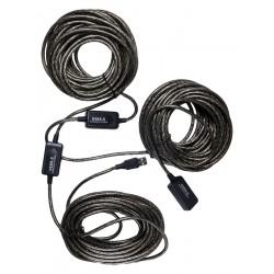 Удлинитель PALMEXX USB2.0 до 30 метров