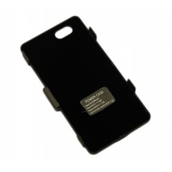Чехол-аккумулятор для Sony Xperia Z1 Compact /3200mAh/ черный