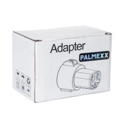 Переходник адаптер PALMEXX для электромобиля TYPE 1 на TYPE 2
